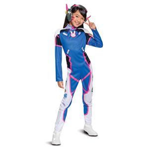 Disguise D. Va Deluxe Overwatch Official Girls costume XL 14-16
