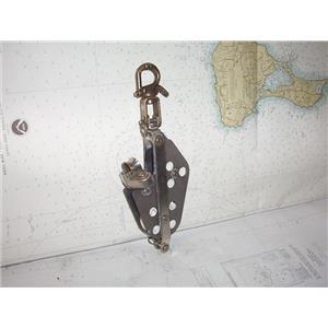 """Boaters' Resale Shop of TX 2012 1127.12 SCHAEFER 5/8"""" FIDDLE BLOCK, BECKET, CAM"""
