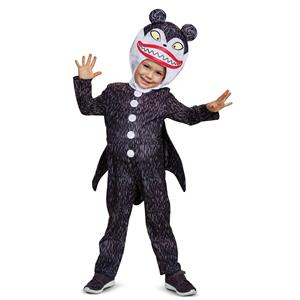 Nightmare Before Christmas Scary Teddy Toddler Costume Child Small 2T
