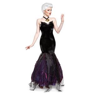 Little Mermaid Ursula Prestige Woman's Costume Adult Medium 8-10