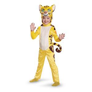 Fuli Lion Guard Toddler Costume Child Small 2T
