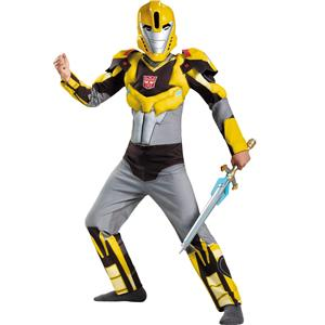 Transformers Bumblebee Child Costume Large 10-12