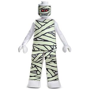 Lego Mummy Prestige Child Costume Medium 7-8