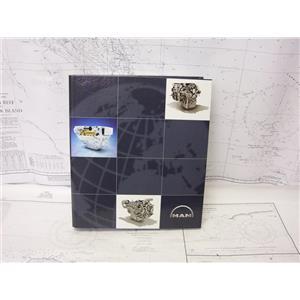 Boaters' Resale Shop of TX 2012 2751.34 MAN D 2676 LE423 ENGINE MANUAL & DISC