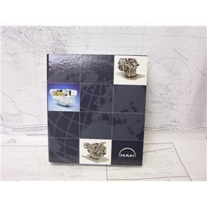 Boaters' Resale Shop of TX 2012 2751.35 MAN D 2676 LE423 ENGINE MANUAL & DISC