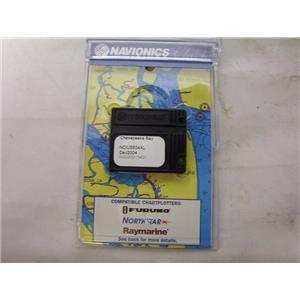 Boaters' Resale Shop of TX 2101 2741.04 NAVIONICS NC/US634XL CHESAPEAKE CHART