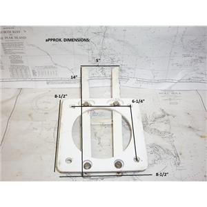 Boaters' Resale Shop of TX 2101 2721.31 MAST MOUNT RADAR BRACKET - NO MAST FEET
