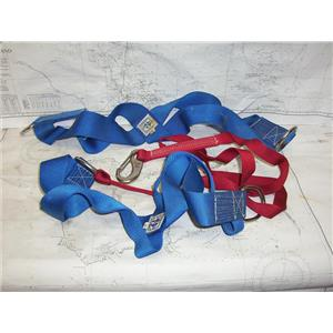 Boaters' Resale Shop of TX 2101 2721.34 IRAKIS SAFETY HARNESS WITH 6 FT TETHER