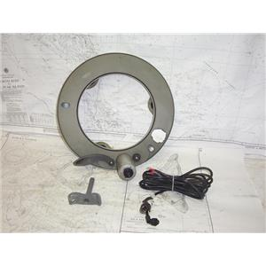 Boaters' Resale Shop of TX 2102 0147.24 RAYMARINE WHEELPILOT, BRACKETS & CABLE