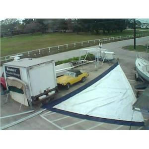 RF Jib w Luff 50-9 from Boaters' Resale Shop of TX 2011 2121.92