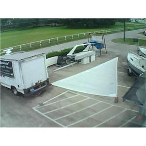 UK Roller Furling Jib w Luff 37-6 from Boaters' Resale Shop of TX 2007 2747.91
