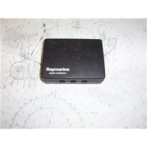 Boaters' Resale Shop of TX 2102 0147.25 RAYMARINE E85001 INTERFACE MODULE ONLY