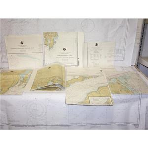 Boaters' Resale Shop of TX 2012 1275.07 NOAA CHARTS NANTUCKET-MARTHA'S VINEYARD