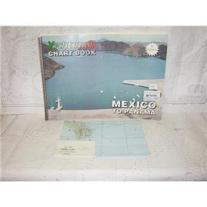 Boaters' Resale Shop of TX 2102 1275.05 YACHTSMAN CHART BOOK MEXICO TO PANAMA