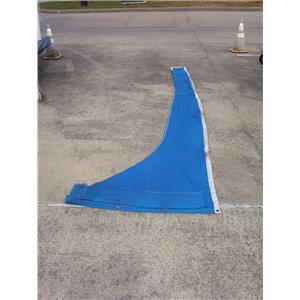 Boaters' Resale Shop of TX 2101 2742.02 CAL 24 MAINSAIL BOOM COVER 3.5 x 13 FEET