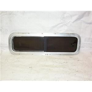 """Boaters' Resale Shop of TX 2102 2142.14 TINTED SLIDING PORTLIGHT 8.75"""" x 28.25"""""""