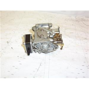 Boaters' Resale Shop of TX 2101 2742.22 NISSAN 9.8HP OUTBOARD MOTOR CARBURETOR