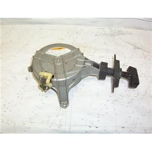 Boaters' Resale Shop of TX 2101 2742.25 NISSAN 9.8HP OUTBOARD MOTOR ROPE STARTER
