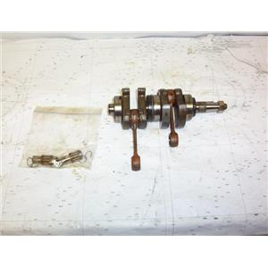 Boaters' Resale Shop of TX 2101 2742.51 NISSAN 9.8 HP OUTBOARD CRANK ASSEMBLY