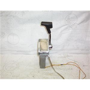 Boaters' Resale Shop of TX 2102 2142.07 QUICKSILVER SINGLE LEVER ENGINE CONTROL