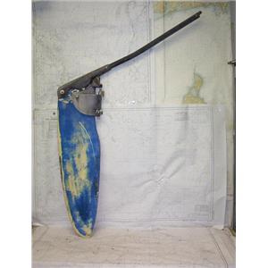 Boaters' Resale Shop of TX 2102 2477.17 HOBIE 16 RUDDER ASSEMBLY