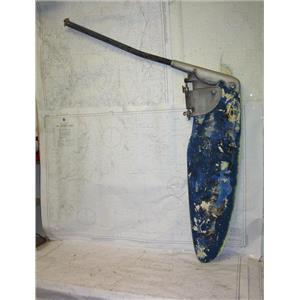 Boaters' Resale Shop of TX 2102 2477.15 HOBIE 16 RUDDER ASSEMBLY