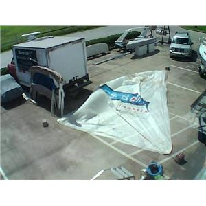 Tri-Radial Spinnaker w 26-6 Luff from Boaters' Resale Shop of TX 2003 4144.92