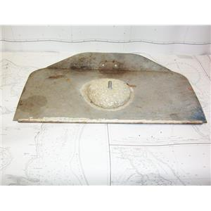 "Boaters' Resale Shop of TX 2102 4155.15 TRIM TAB 8.5"" x 18"" WITH A 2.25"" LIP"
