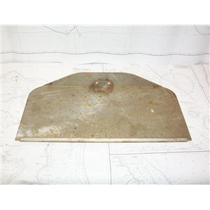 """Boaters' Resale Shop of TX 2102 4155.17 TRIM TAB 8.5"""" x 18"""" WITH A 2.25"""" LIP"""