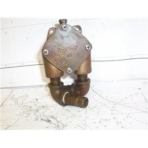 Boaters' Resale Shop of TX 2102 2455.04 OBERDORFER B-6597 WATER PUMP HOUSING