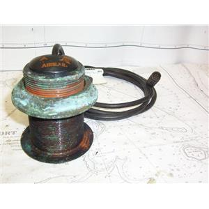 Boaters' Resale Shop of TX 2102 2455.02 AIRMAR B60-20 TILTED T-HULL TRANSDUCER