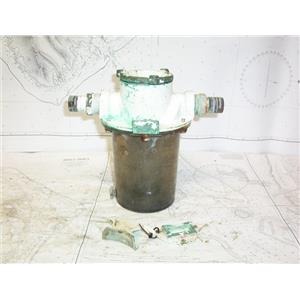 """Boaters' Resale Shop of TX 2101 2745.01 GROCO ARG 1-1/4"""" STRAINER ASSEMBLY"""