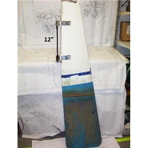 Boaters' Resale Shop of TX 2103 1724.01 CATALINA 22 RUDDER ASSEMBLY