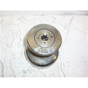 Boaters' Resale Shop of TX 2103 1745.04 KNOWSLEY 2 SPEED WINCH W/ SMALLER SOCKET