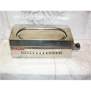 """Boaters' Resale Shop of TX 2103 2171.04 KUUMA 9"""" x 17"""" PROPANE BBQ GRILL ONLY"""