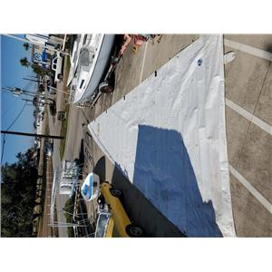 Full Batten Mainsail w 41-6 Luff from Boaters' Resale Shop of TX 2012 2755.91