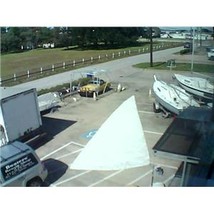 Vector Sails Mainsail w 35-3 Luff from Boaters' Resale Shop of TX 2010 2554.92