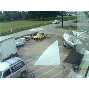 Spirit 28 Mainsail w 30-10 Luff from Boaters' Resale Shop of TX 2010 0752.92