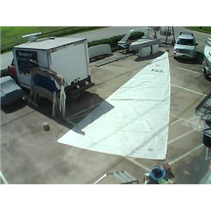 Full Batten Mainsail w 43-2 Luff from Boaters' Resale Shop of TX 2007 2725.91