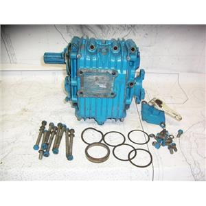 Boaters' Resale Shop of TX 2103 1724.02 HURTH HBW 10-2R TRANSMISSION FOR PARTS
