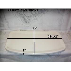 "Boaters' Resale Shop of TX 2103 2657.02 FIBERGLASS FOLDING TABLETOP 19"" x 28.5"""