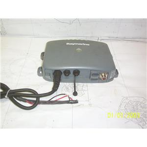 Boaters' Resale Shop of TX 2102 5101.14 RAYMARINE RAY240 VHF CONTROL UNIT E42001