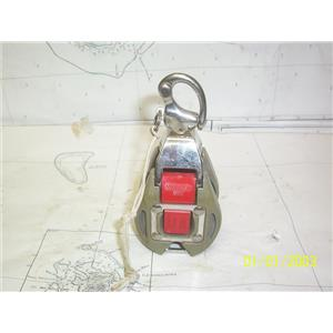 """Boaters' Resale Shop of TX 2103 2175.02 HARKEN STANDARD 5/8"""" 1100kg SNATCH BLOCK"""