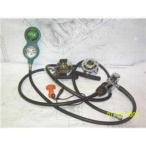 Boaters' Resale Shop of TX 2103 1747.04 DACOR 950 OCTOPUS REGULATOR ASSEMBLY