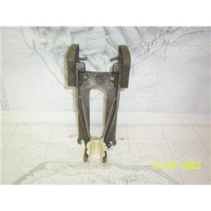 Boaters' Resale Shop of TX 2102 4177.27 BRITISH SEAGULL OUTBOARD MOTOR BRACKET