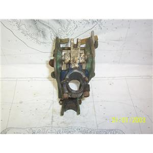 Boaters' Resale Shop of TX 2102 4177.11 BRITISH SEAGULL OUTBOARD MOTOR BRACKET