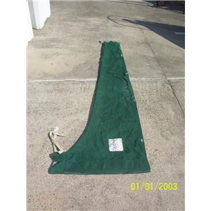Boaters' Resale Shop of TX 2103 1745.12 MAINSAIL BOOM COVER (2-1/2 FT x 9 FT)
