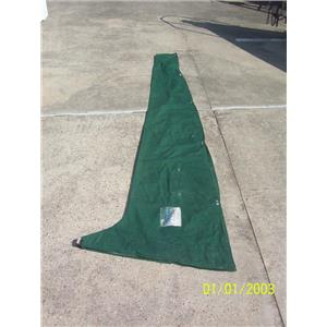 Boaters' Resale Shop of TX 2103 1745.14 MAINSAIL BOOM COVER (2-1/2 FT x 9 FT)