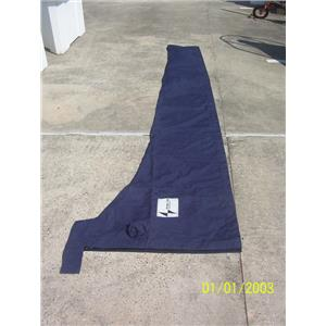 Boaters' Resale Shop of TX 1410 0244.11 BANKS MAINSAIL BOOM COVER (3 FT x 11 FT)