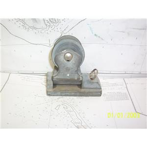 """Boaters' Resale Shop of TX 2104 2254.32 MERRIMAN GENOA LEAD CAR FOR 1-1/4"""" TRACK"""